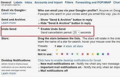 طريقة حذف و تدمير رسائل البريد الإلكتروني ذاتياً بعد إرسالها 3