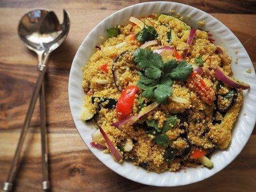 فوائد حبوب الكينوا الصحية و قيمتها الغذائية 2