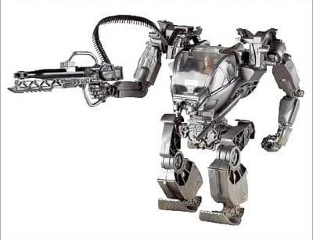 هل تبدأ الروبوتات العملاقة حرباً حقيقية بين أمريكا و اليابان ؟ 3
