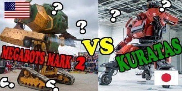 هل تبدأ الروبوتات العملاقة حرباً حقيقية بين أمريكا و اليابان  ؟ 7