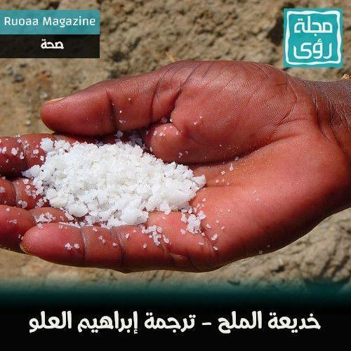 خديعة الملح - ترجمة إبراهيم العلو 6