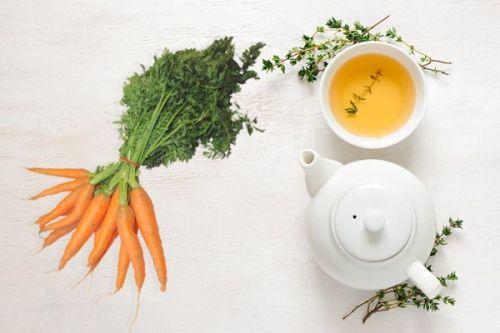 مواد فعالة في الشاي الأخضر والجزر تعكس تأثير ألزهايمر !