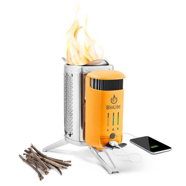 BioLite موقد يمكنه طهو طعامك وشحن هاتفك، كيف يعمل ؟ 1