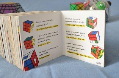قواعد ولوغاريتمات لحل مكعب روبيك