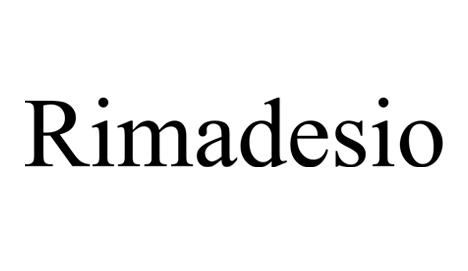 logo sito Rimadesio