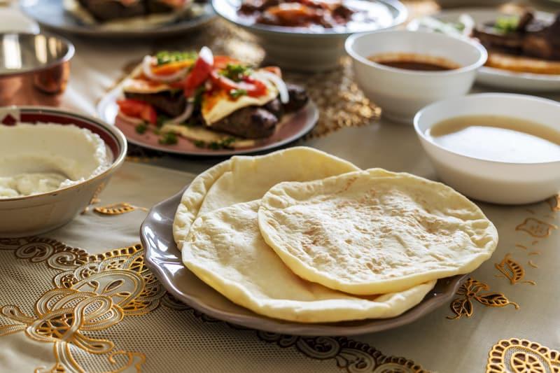 aerial-view-arabian-arabic-baking-closeup-cookery-1436887-pxhere.com