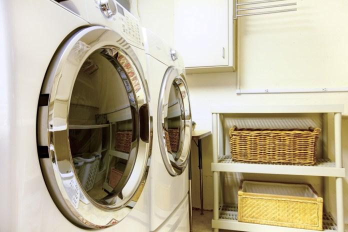 desain ruang cuci minimalis