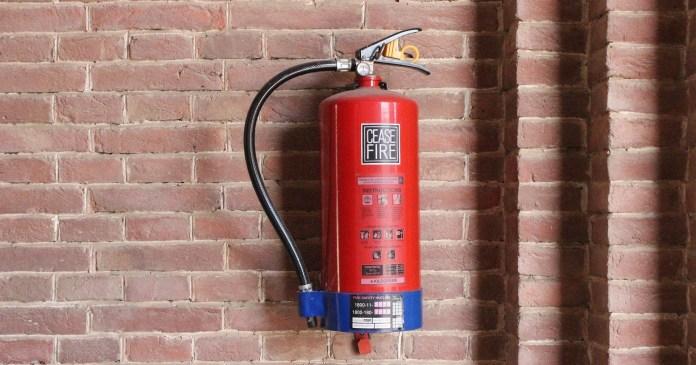 Mengenal Alat Pemadam Api Ringan (APAR)