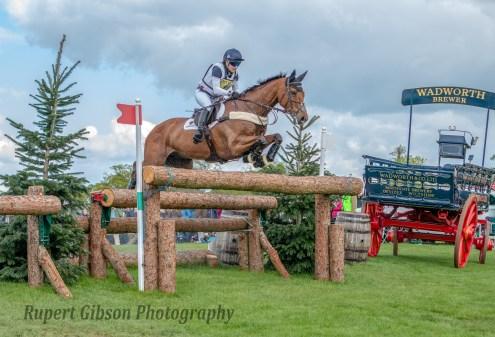 Rupert Gibson Photography Equestrian 2019 -Laura Collett riding Mr Bass