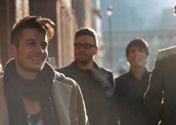 """Die britische Indie-Band """"The Slow Show"""". Bild: Percy Dean."""