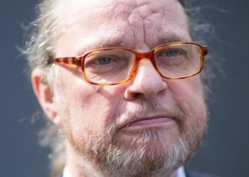 """Joe-Hannes Bauer: Ist 1. Vorsitzender des """"Medienforum Heidelberg e.V."""", der das Karlstorkino betreibt. Bild: Max P. Martin"""