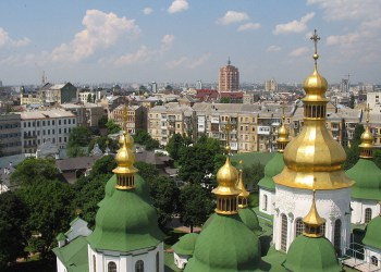 Nur wenig golden: Für investigativen Journalismus ist die Ukraine ein gefährliches Land. Foto: Wikimedia Commons, Sajmon~commonswiki