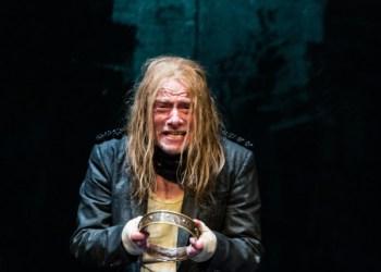 Andreas Seifert als Richard III. - Foto: Annemone Taake