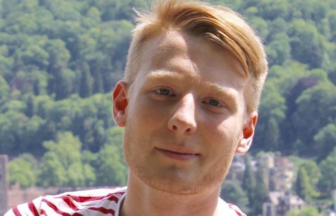 Felix Klimitz von der Fachschaft Medizin hat diesen Beitrag zusammen mit Luca Zinser (Fachschaft Pharmazie) verfasst, Foto: Privat