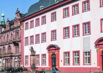 Die Alte Uni in Heidelberg. Bild: Eckhard Henkel / Wikimedia Commons / CC BY-SA 3.0 DE [CC BY-SA 3.0 de], via Wikimedia Commons