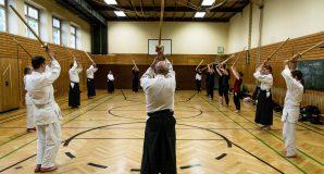 Kashima Shin-Ryu Kenjutsu im Hoschulsport