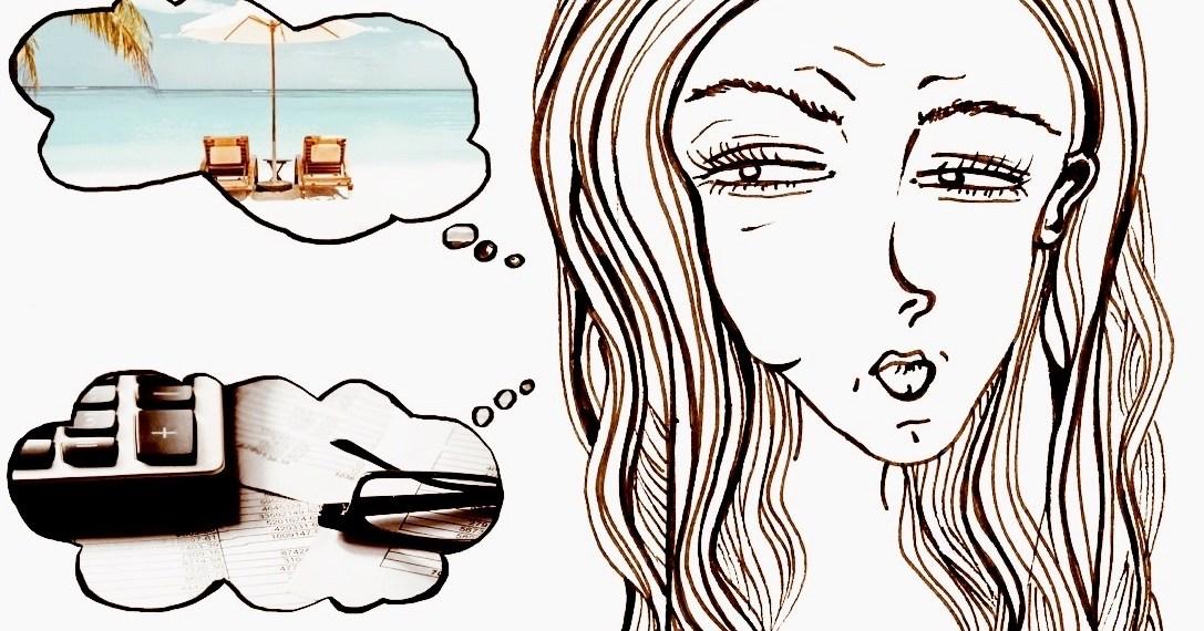 Oft fällt die Entscheidung schwer. Zeichnung: Anaïs Kaluza