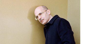 Schriftsteller und Provokateur Maxim Biller. Foto: Christian Werner
