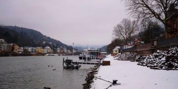 Das südliche Neckarufer soll eine neue Flaniermeile werden. Foto: Susanne Ibing