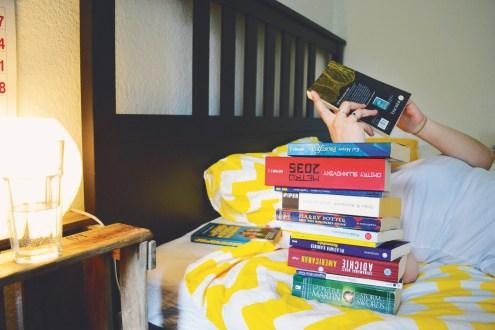 Früher war ich Bücherwurm