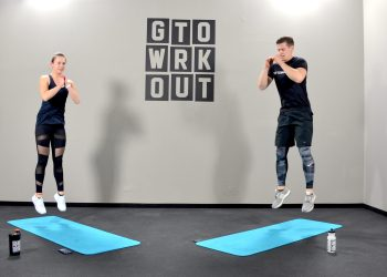 Das Videotraining bei Gettoworkout. Foto: Gettoworkout