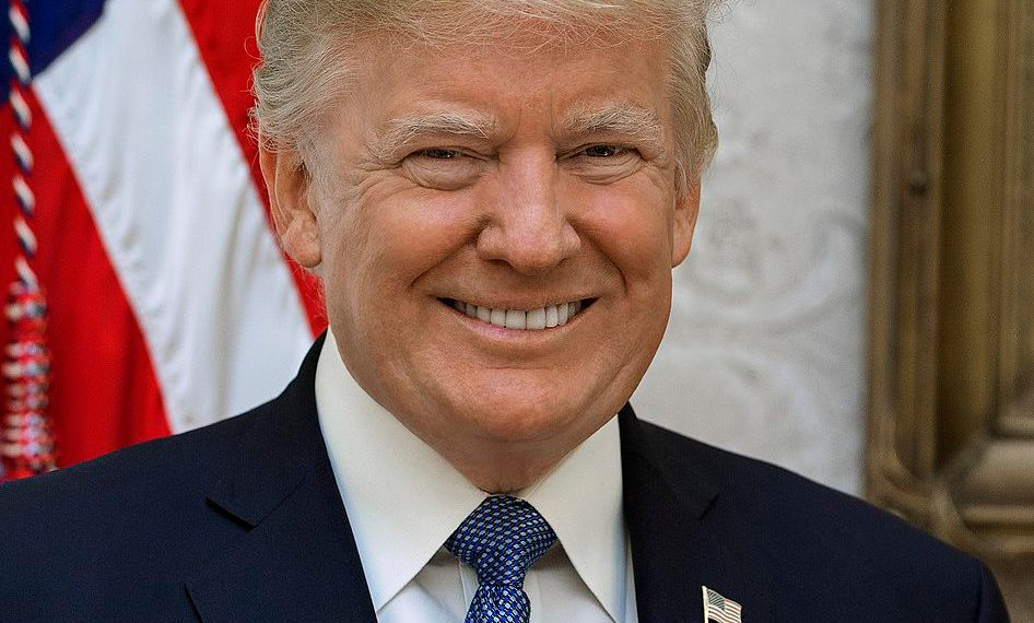 Nicht nur über Donald beschwert sich das Establishment im Park. Foto: Official White House Photo – Shealah Craighead