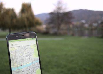 Die Neckarwiese findet man auch ohne App.. Foto: Philipp Rajwa