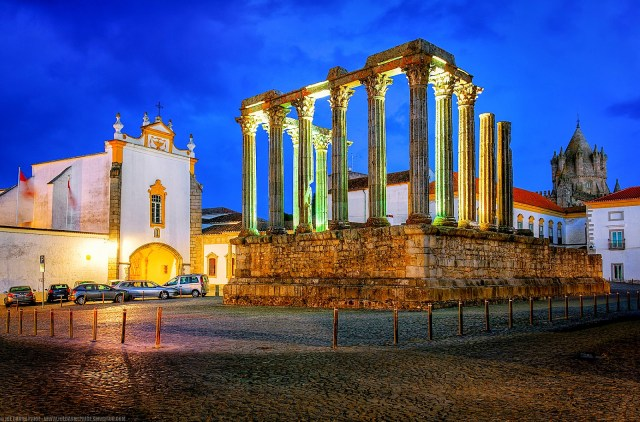 Cidades portuguesas que são Património Mundial