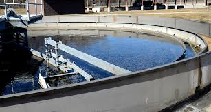 wastewater plant