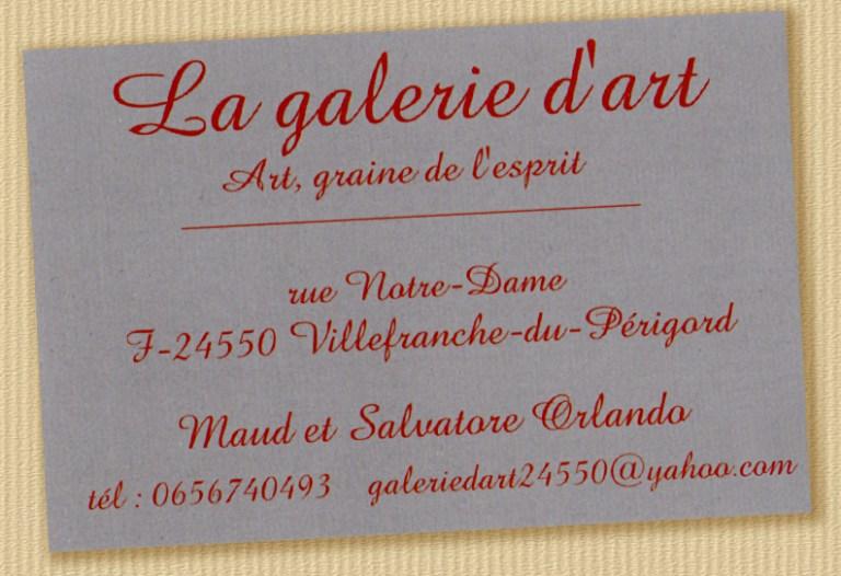 Un nouveau lieu artistique à Villefranche-du-Périgord