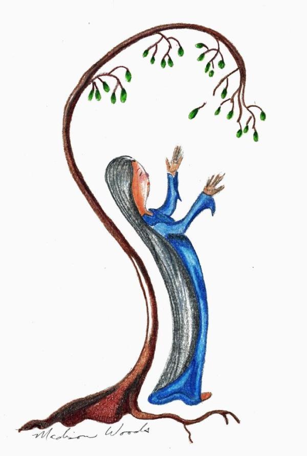 Tree Priestess