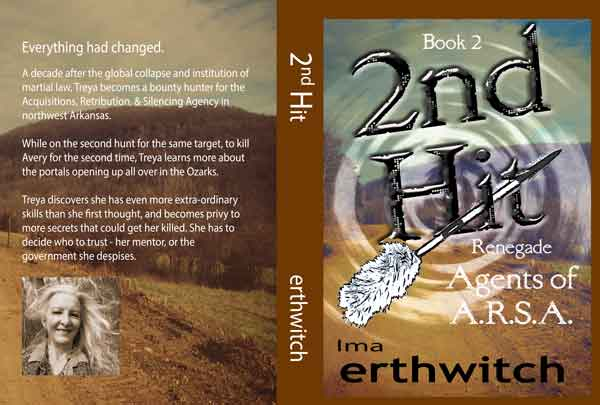 2nd Hit, a sci-fantasy novel by Ima Erthwitch.