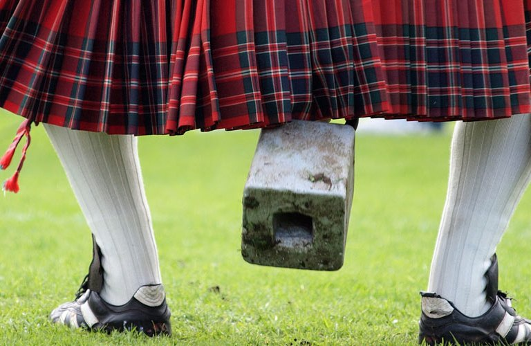 NZ Rural Highland Games 'Heavies' Competition