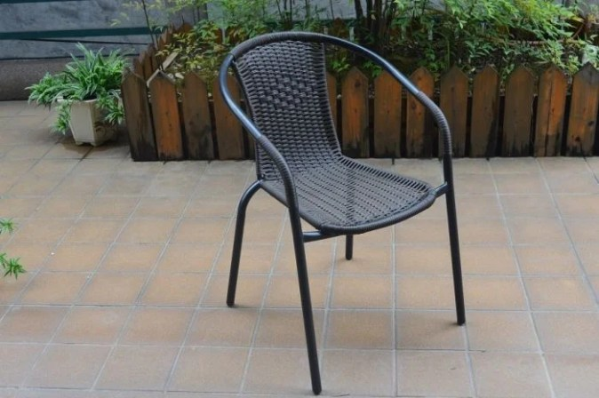 Wicker Barrel Chair RY 168