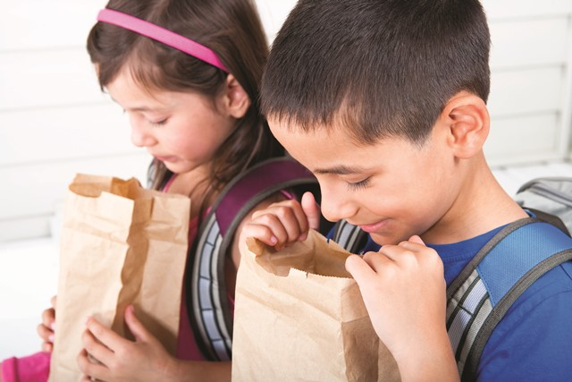 Back-to-school nutrition