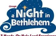 Augusta: A Night in Bethlehem – A Hands On Holy Land Experience