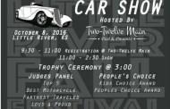 Little River Car Show Event Scheduled