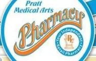 Seasonal Flu shots available at Pratt Medical Arts Pharmacy