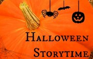 Bulher Library will host Halloween Story hour on October 24