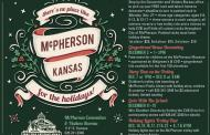 There's No Place Like McPherson for the Holidays!