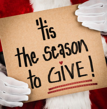 Consumer alert:  Scammers know it is the season of giving, too