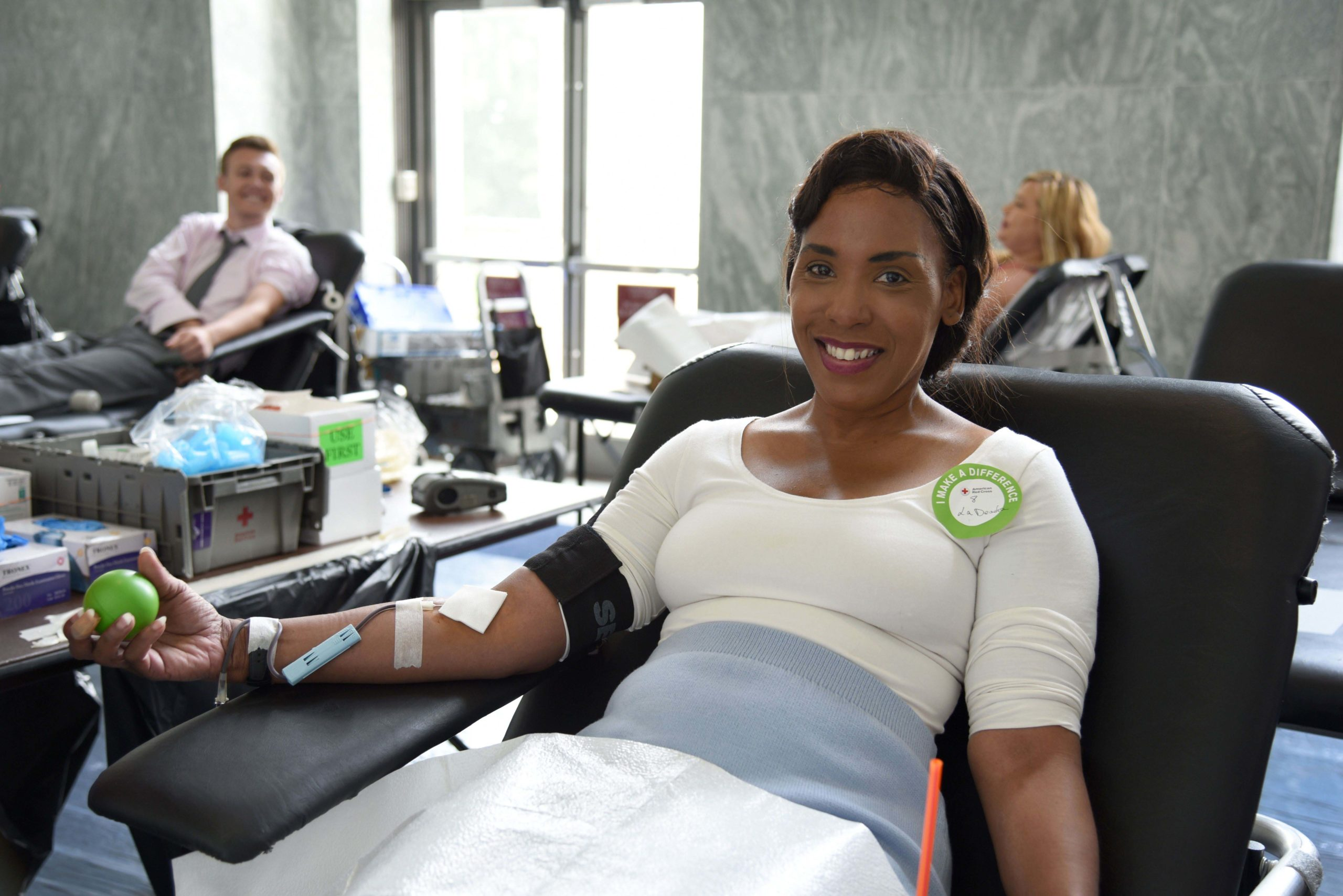 Be prepared: Red Cross urges blood and platelet donation