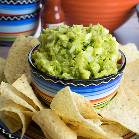 Apple Guacamole