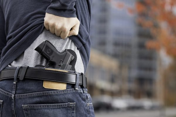 The Kansas concealed carry licenses is now recognized in Delaware