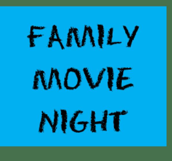 family movie night button