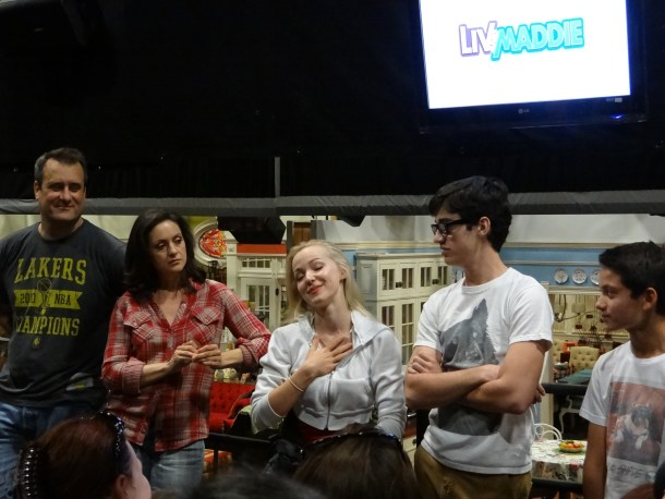 Behind The Scenes: Exclusive Interview with the Cast of LIV AND MADDIE #LivAndMaddieEvent