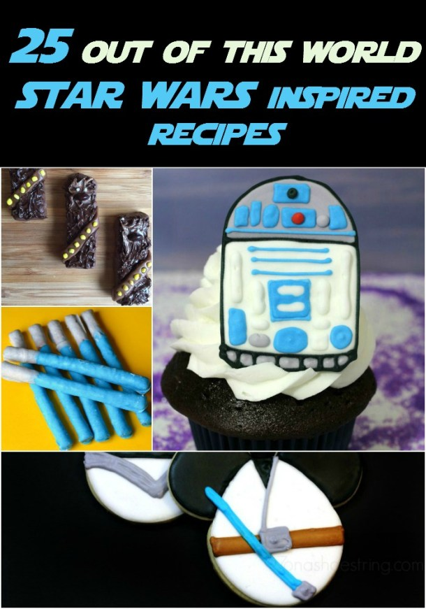 25 Incredible Star Wars Inspired Recipes