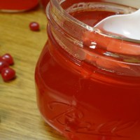 Red Hot Apple Jelly Recipe | Valentines Day Treats