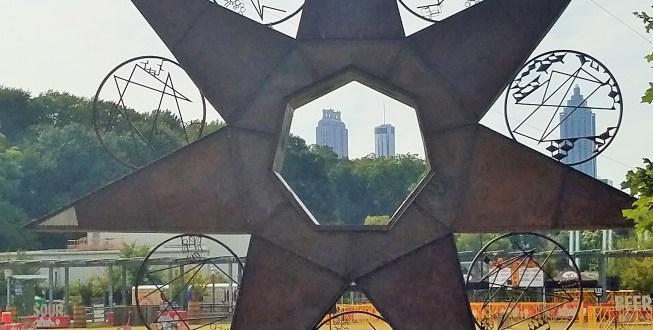 Art on the Atlanta Beltline #DiscoverATL #SitSum