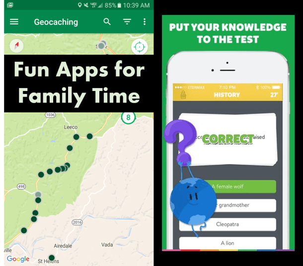 Apps That Help Bring Your Family Together